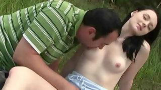 Teen girl gets seduced