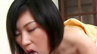 Asian blow job