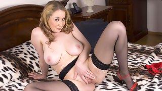 Real Female Masturbation