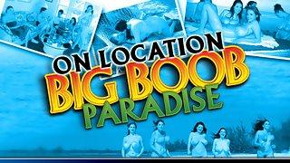 On Location Big Boob Paradise: Angela White Part 1