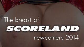 Breast of SCORELAND Newcomers 2014