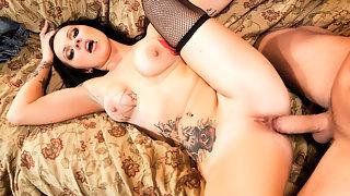 Striptease Anal Fuck!