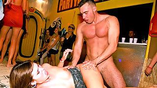 Girls fucking guy strippers