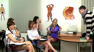 CFNM Anatomy Class
