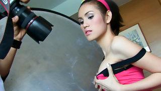 Mosiny:Pink Top Princess