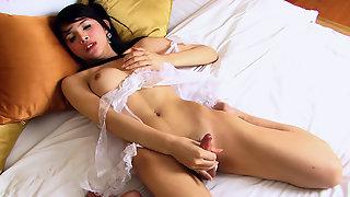 Yoko:Ball Tie Sperm Release