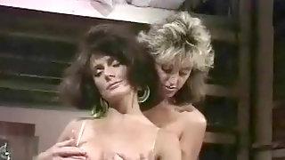 Vintage lesbian action