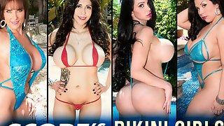 SCOREs Bikini Girls