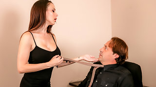 Seduced By The Bosss Wife #07