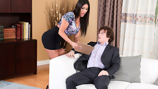 Seduced By The Bosss Wife #08