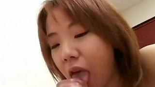 Asian jerk off