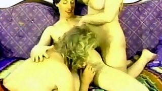 Transsexual threesome