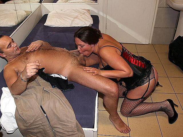 как разоблачают проституток