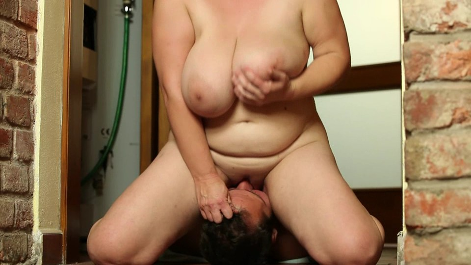 Krankenschwester Granny Dicke Gruppensex